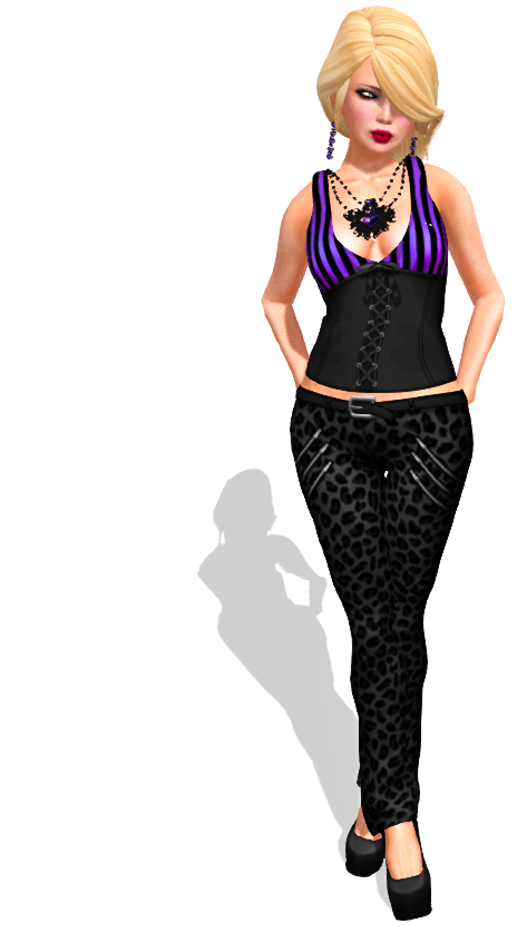 L Fauna | Crazy in Second Life | Page 3